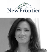 Giadha Aguirre De Carcer, CEO of New Frontier