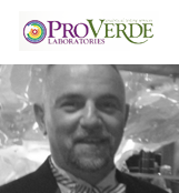 Dorian Des Lauriers, Founder & CEO of ProVerde Laboratories