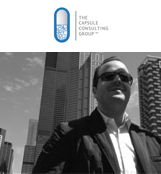 Jonathan Gilinski, Founder & CEO of Capsule Consulting Group