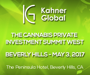 Cannabis Private Investment Summit West