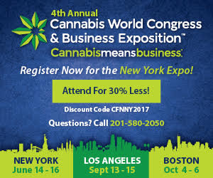4th Annual Cannabis World Congress & Business Exposition