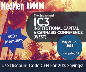 IC3 Institutional Capital & Cannabis Conference (West)