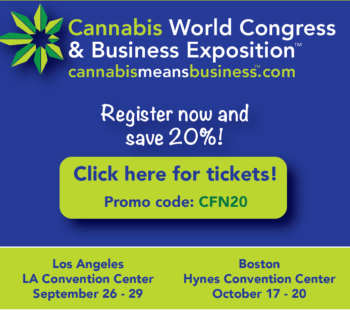 Cannabis World Congress & Business Exposition – CWCBExpo Los Angeles