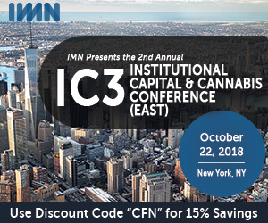 IC3 Institutional Capital & Cannabis Conference (East)